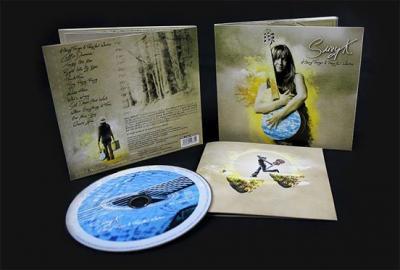 Suzy K ~ CD Digipack