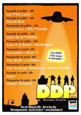 Affiches ddp 14 small