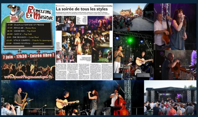Festival Rémelfing En Musique