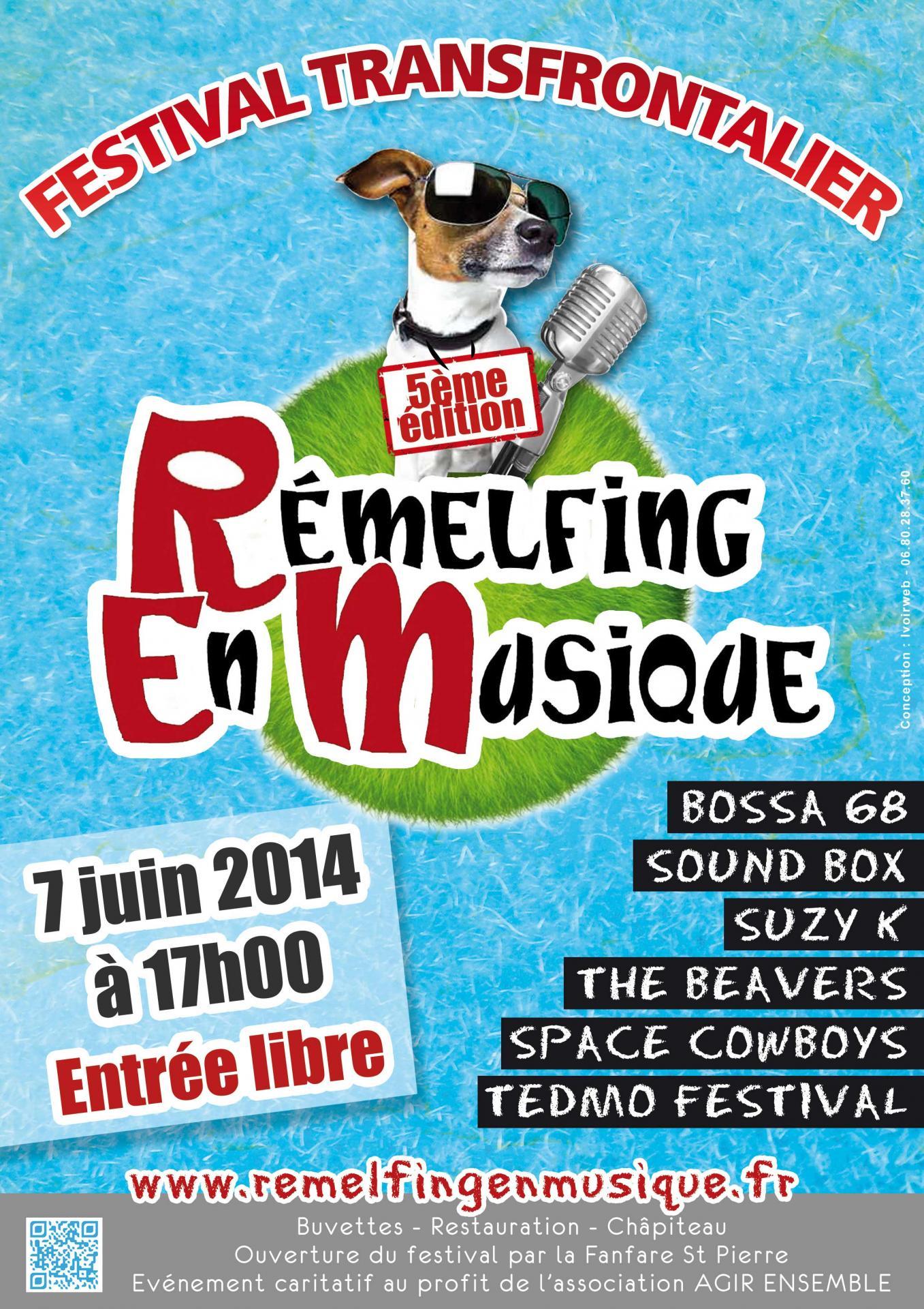 Rem 2014 festival affiche plakat